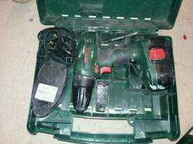 2 Cardless scrow driver bosch for sale