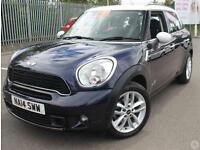 Mini Countryman Cooper S 2.0D ALL4 5dr Auto