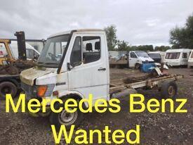 Mercedes Benz Wanted