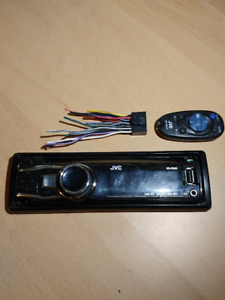 JVC KD-R620 (Faceplate-Remote-Harness)