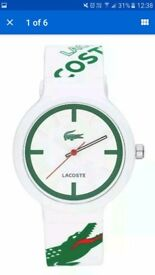 Brand new Lacoste watch - unisex