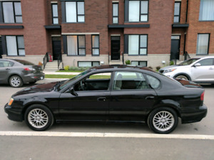 Subaru Legacy 2002 All wheel drive 2400$ Negotiable