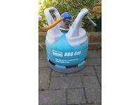 Calor Gas Bottle 6kg butane empty BBQ GAS