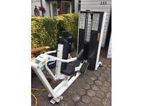 Teenager gym equipment