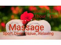 Relaxing body massage in Central London(SW1V)