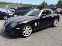 Chrysler Crossfire 3.2 2dr F.S.H+LONG M.O.T+WARRANTY! 2004 (54 reg), Coupe