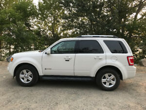 2009 Ford Escape - Hybrid - 4 cylinder