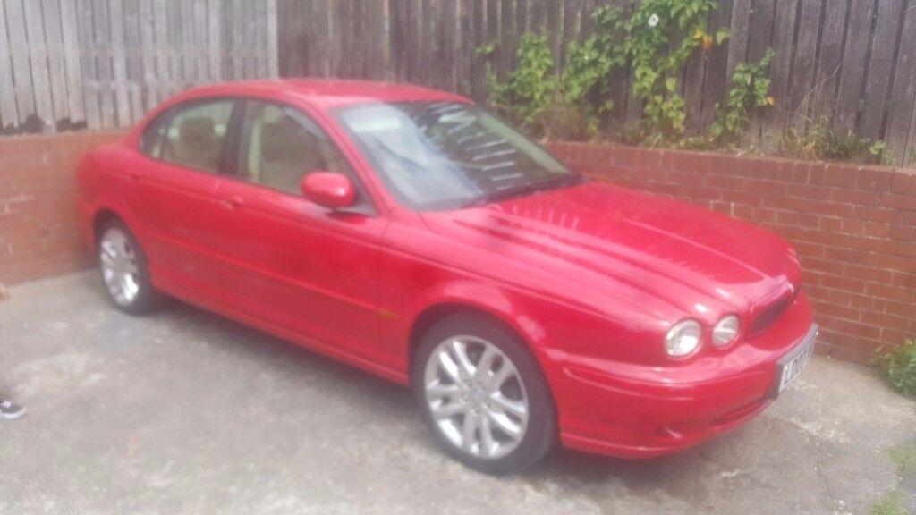 Jaguar - X-TYPE - 2003 for £800.00 - UK Cheap Used Cars