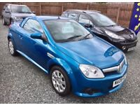 VAUXHALL TIGRA 1.4 TWINPORT CONVERTIBLE - OUTSTANDING CONDITION, WELL MAINTAINED AND CARED FOR