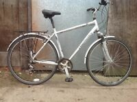 Claud butler odyssey Mens large hybrid bike