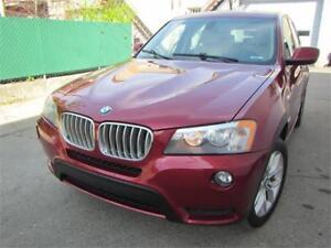2011 BMW X3 28i AWD 4DR / FINANCEMENT MAISON $69 SEMAINE