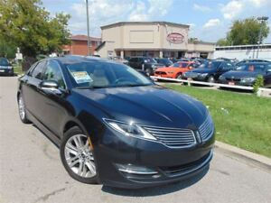 2013 Lincoln MKZ LEATHER ROOF 2.0