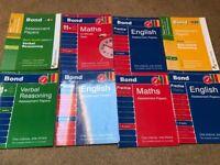 11plus Bond books