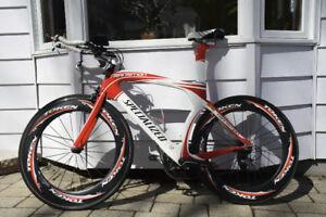 2011 Specialized Transition Pro TT/Tri Bike, Size XL