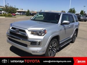 Toyota Certified 2015 Toyota 4Runner Limited - VERY LOW KM!