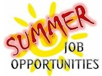 Immediate starts available full or part time, basic wage plus bonus paid weekly!