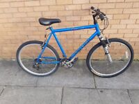 Raleigh Mountain bike with 26 and 20 inch frame