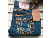 True Religion Jeans 38W 33L