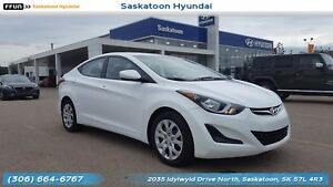 2015 Hyundai Elantra GL PST Paid - No Accidents - Heated Seats