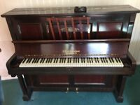 Piano , great condition and all keys working .