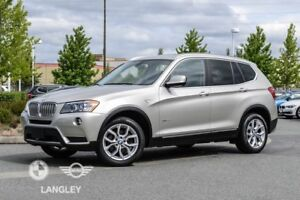 2013 BMW X3 xDrive28i Exclusive Interest Rate 2.9%