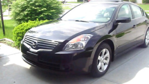 Very good on gas. Nissan Altima 2008