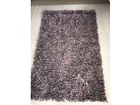 Large Mauve rug