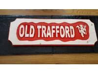 Old Trafford fans
