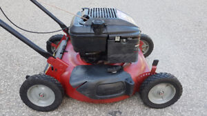 Sale on lawnmowers - USA made - from $100 + $20 warranty