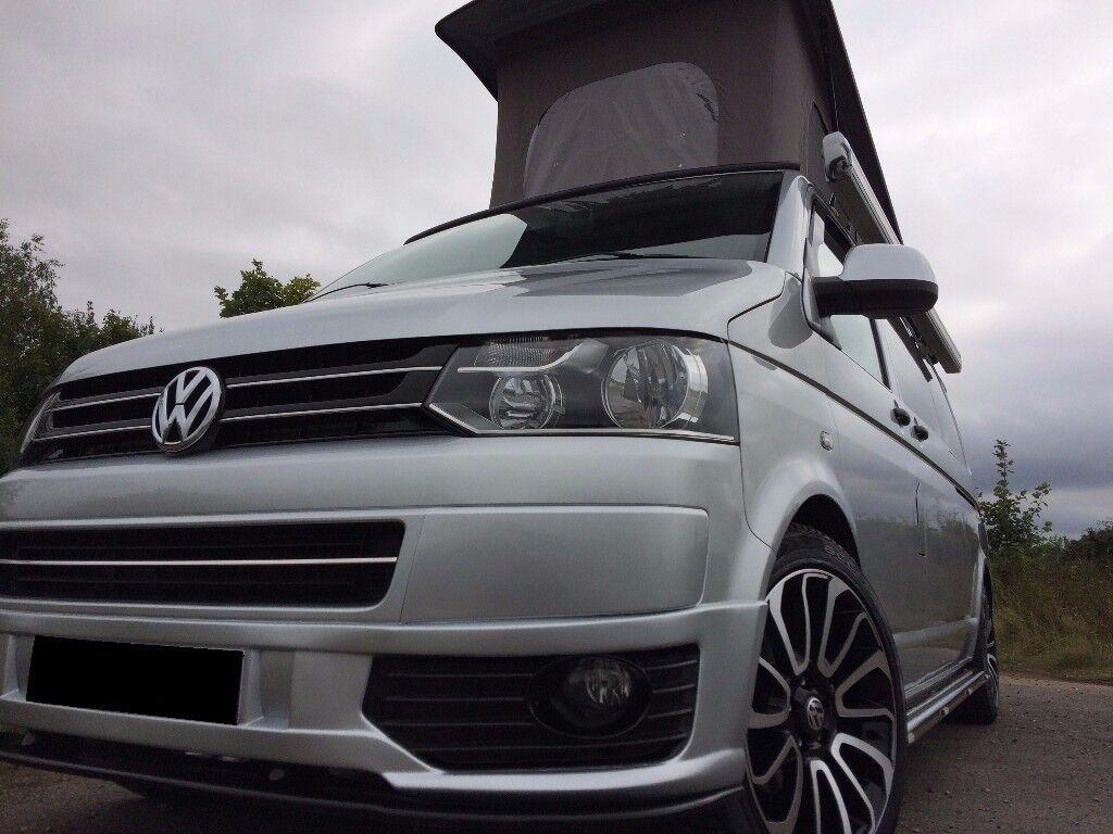 volkswagen transporter t5 camper in thrybergh south. Black Bedroom Furniture Sets. Home Design Ideas