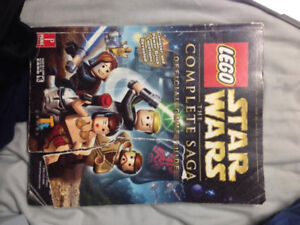 Lego Star Wars Official Game Guide