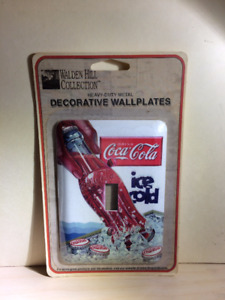 Coke switch plate cover