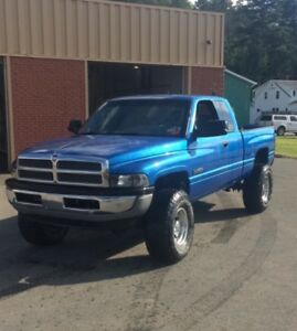 2001 Dodge Ram 6 speed