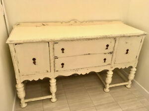 Must sell gorgeous antique sideboard