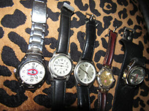 Lot of Men Watches Montreal-Canadien NHL-Hockey $11.99EACH