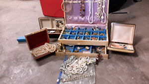 Jewellery and Boxes