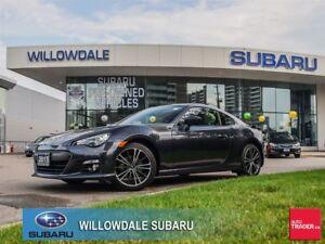 2015 Subaru BRZ 6Spd Sport-tech No Accidents, One Owner