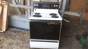 Admiral Electric Oven