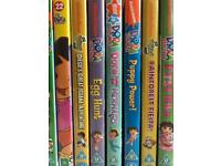 Small bundles of DVD series