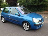 2003 Renault Clio 1.2 Dynamique