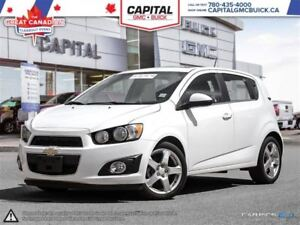 2016 Chevrolet Sonic LT HB REAR CAMERA HEATED SEATS SUNROOF 21K