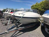 bayliner caddy 602 inboard diesel engine