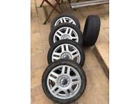 Golf mk4 gti 1.8T alloy wheels