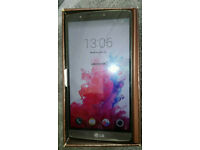 LG G3 D855 16GB. UNLOCKED BOXED COMPLETE FULLY WORKING