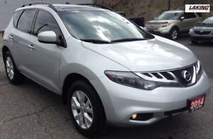 2014 Nissan Murano SL ALL WHEEL DRIVE BACK-UP CAMERA HEATED SEAT