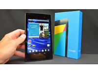 Google Nexus 7(13) 16gb, Full HD IPS screen, with box and extras. Good as new, no marks on it.