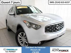 2009 Infiniti FX35 AWD FULL EQUIPE BAS MILAGE
