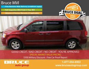 2011 Dodge Grand Caravan SE 3.6L 6 CYL AUTOMATIC FWD - 7 PASSENG