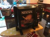 Nescafé coffiee tea hot drink vending machine coin or Free Vend quick sale needed all works fine