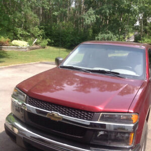 2007 CHEVROLET COLORADO-EXTENDED CAB PRICE REDUCED